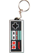 Nintendo Classic NES Controller Keychain
