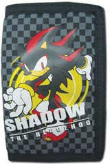 Sonic the Hedgehog Shadow Tri-fold Wallet
