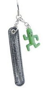Final Fantasy Cactuar Phone Charm Strap