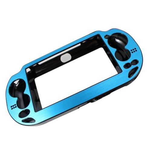 PlayStation Vita Aluminum Hard Case Blue