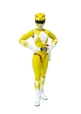 Mighty Morphin' Power Rangers Yellow Ranger S.H.Figuarts 5