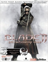Blade II Official Strategy Guide