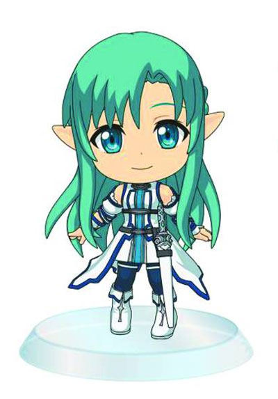 Sword Art Online Chibi Kyun Chara Volume 2 Asuna Figure