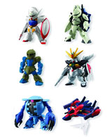 FW Gundam Converge Series 17 Trading Figure