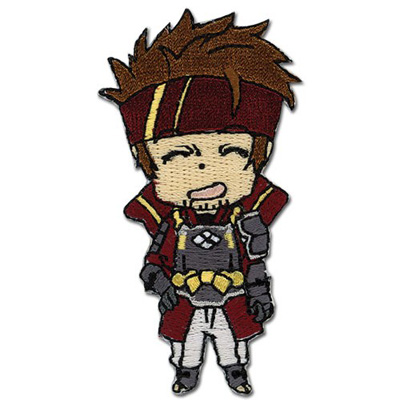 Sword Art Online Chibi Klein Smile Patch