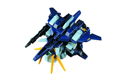 Gundam Build Fighters BB398 Kit Alt