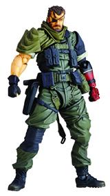 Metal Gear Solid V: RM-015 Venom Snake Olive Drab Fatigues Ver Figure