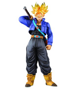 Dragon Ball Z Super Saiyan Trunks Figuarts Zero X Figure