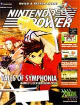 Nintendo Power Volume 180 Tales of Symphonia
