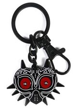 Legend of Zelda: Majora's Mask Black Keychain
