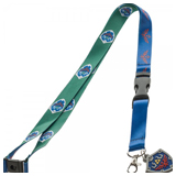 Legend of Zelda: Skyward Shield and Crest Lanyard with Charm