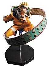 Naruto DPCF Naruto Uzumaki 9 Inch PVC Figure