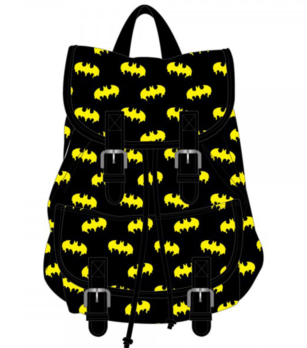 Batman Logo Knapsack