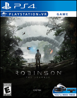 Robinson: The Journey VR