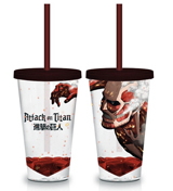 Attack on Titan Colossal Titan 18oz Carnival Cup