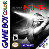 Return of The Ninja