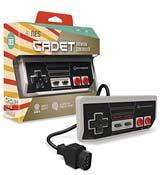 NES Cadet Premium Controller Gray