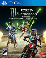 Monster Energy Supercross: The Official Video Game