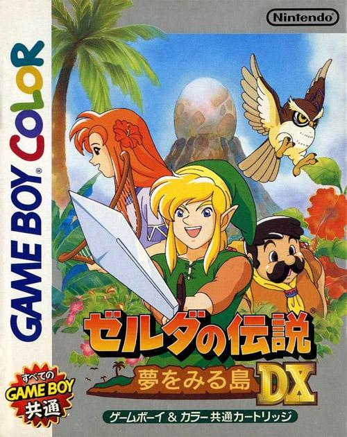Legend of Zelda: Link's Awakening DX