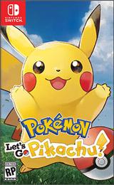 Pokemon: Let's Go Pikachu!