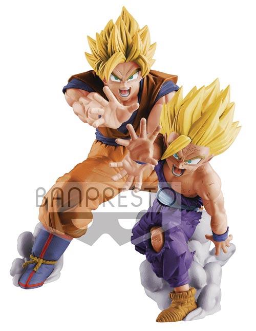 Dragon Ball Z Vs Existence: Goku & Gohan Figure