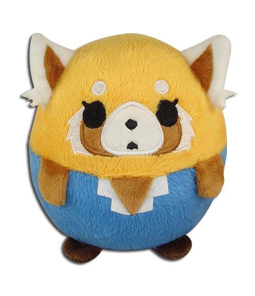 Aggretsuko Retsuko 4 Inch Ball Plush