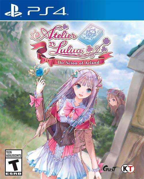 Atelier Lulua: Scion of Arland