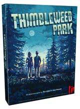 Thimbleweed Park Big Box Edition