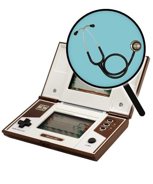 Game & Watch Repairs: Free Diagnostic Service