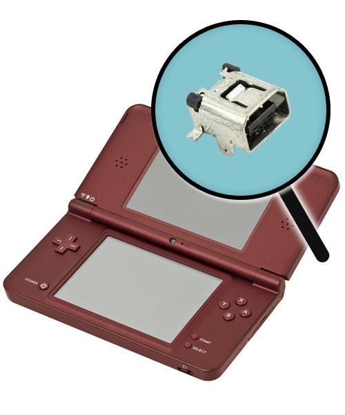Nintendo DSi XL Repairs: Charging Port Replacement Service