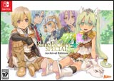 Rune Factory 4 Special Archival Edition