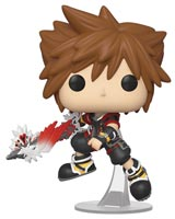 Pop Games Kingdom Hearts III Sora with Ultima Weapon Vinyl Figure