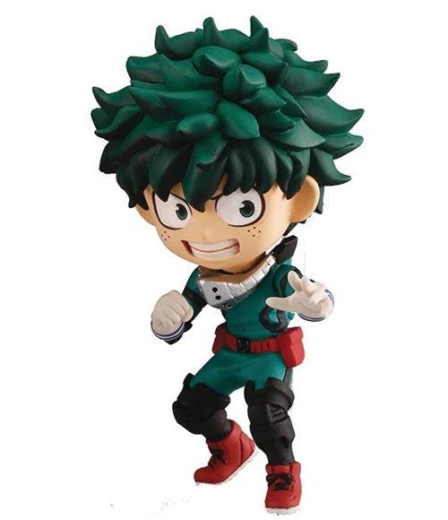 My Hero Academia Chibi Masters PVC Mini Figures