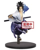 Naruto Shippuden: Vibration Stars Sasuke Uchiha Figure