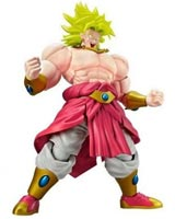 Dragon Ball Z Legendary Super Saiyan Broly Fig-Rise Model Kit