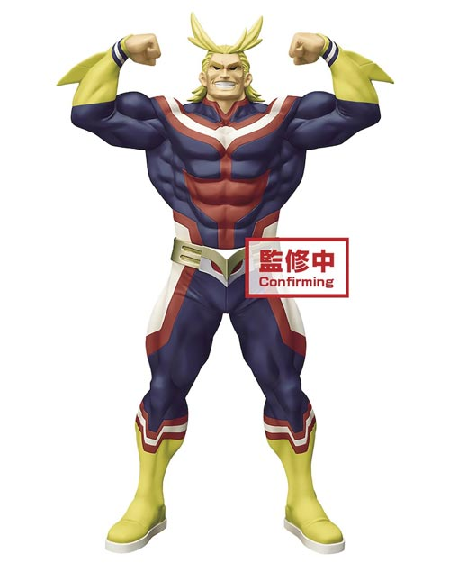 My Hero Academia Grandista All Might Figure