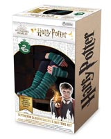 Harry Potter: Slytherin Fingerless Mittens & Socks Knit Kit