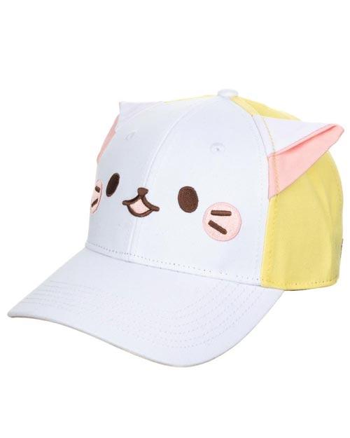 Bananya Big Face Adjustable Hat