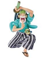 One Piece Usopp Usochachi Figuarts Zero Figure