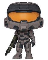 Pop Games Halo Infinite Mark VII Gray Camo Vinyl Figure