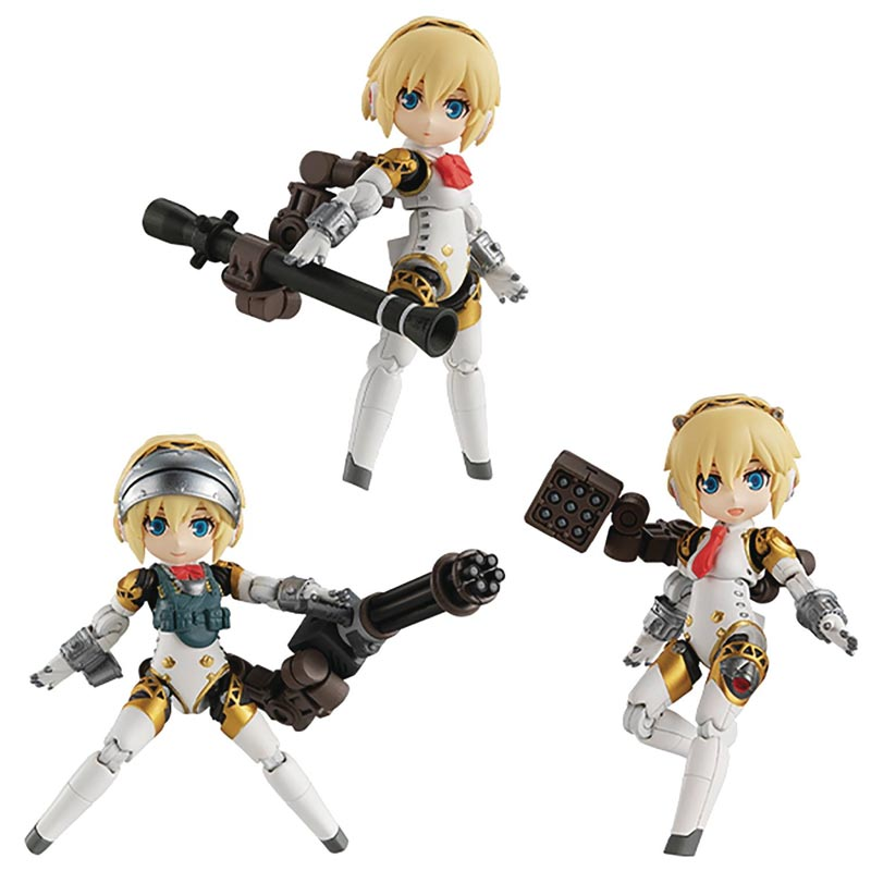 Desktop Army Persona Collab Aegis 3PC Display extra img