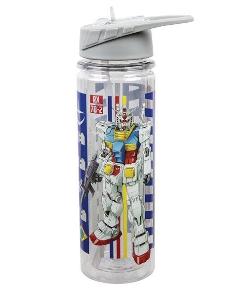 Mobile Suit Gundam RX 78-2 16 oz Tritan Water Bottle