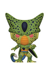 Pop Animation Dragon Ball Z Cell First Form Vinyl Figure