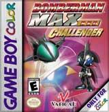 Bomberman Max Challenger Red