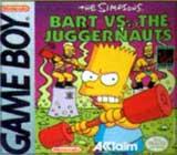 Simpsons: Bart vs. The Juggernauts