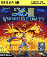 Ys III - Wanderers From Ys CD