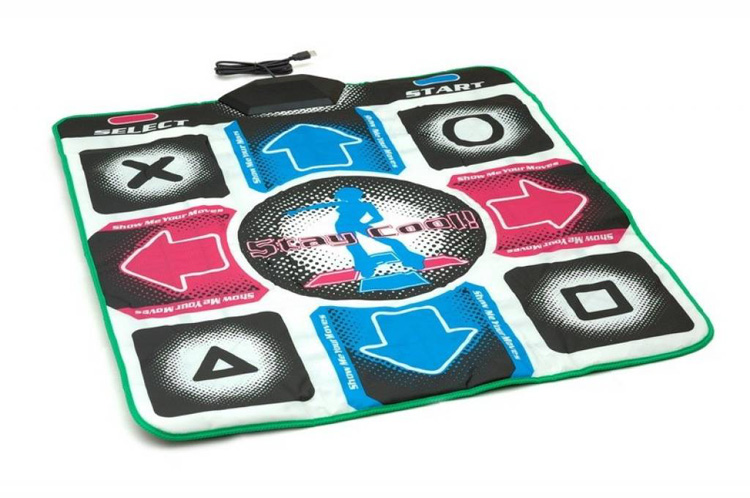 PS2 Dance Pad
