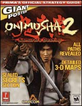 Onimusha 2 Offical Strategy Guide
