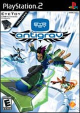 EyeToy: AntiGrav w/ Camera