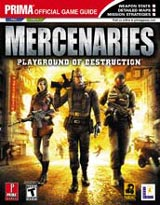 Mercenaries: Playground of Destruction Official Strategy Guide